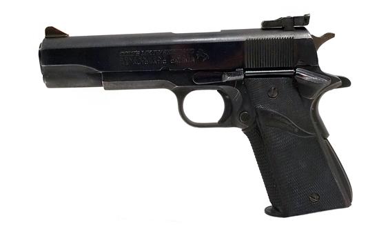 Colt Mk IV/Series 70 Government Model .45 Semi-Automatic Pistol w/ Custom Sights