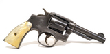 Smith & Wesson Victory .38 S&W Revolver - U.S. Property G.H.D with Flaming Bomb