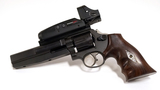 Smith & Wesson Model 10-5 Competition .38 SPL Revolver w/ Bushnell Holo Sight & Upgrades