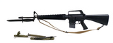 Rare & Desirable Pre-Ban Colt AR-15 Model SP1 .223 Vietnam-Era Rifle with Bayonet, and Sling