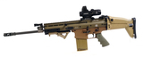Unfired Greenback FNH SCAR-H 17S .308 Semi-Auto Military Rifle w/ 4x24 Leupold Mark 4 HAMR Scope