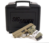 Rare and Unobtainable NIB Sig Sauer P239 Scorpion .40 S&W Semi-Automatic Pistol