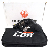 NIB Ruger LCR .38 SPL+P Hammerless Light Carry Revolver