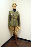 Suited Mannequin - German WWII Afrika Corps Infantry Soldier w/ Lots of Accessories