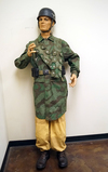 Suited Mannequin - German WWII Paratrooper
