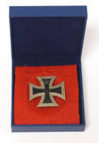 German WWI Nazi Iron Cross of 1914 1st Class in Presentation Case