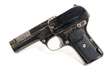 Dreyse Model 1907 Semi-Automatic 7.65mm Pistol