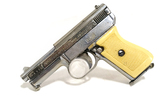 Mauser 1910/14 .25 ACP Nickel Plated Pistol