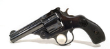 Extremely Nice H&R .38  S&W Top Break 5 Shot DA Revolver