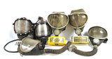 6 Full Face Miner's Gas Masks