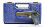LNIB Colt Government Model Competition Series 9mm Pistol w/ National Match Barrel & Fiber Optc Sight
