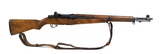 WWII Springfield Armory U.S. Rifle M1 Garand .30-06 Semi-Automatic Rifle with Sling