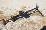 Rare Unconverted WWII German MG15 Luftwaffe Air Cooled Machine Gun on 80% ST61 Receiver w/ Drum Mag