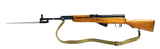 Original 1957 Chinese SKS Type 56 7.62x39 Semi-Automatic Rifle w/ Spike Bayonet & Sling