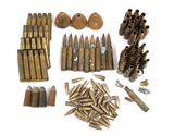 Large assortment of Vintage Ammunition, Shells, and more