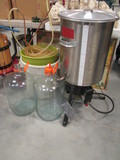 Home Brewing Kit.