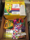 Crayola Sticker Maker and Kid's  Crafting Supplies