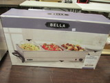 Bella Triple Buffet Server & Warming Tray