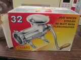 Porkert #32 Meat Mincer