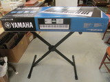 Yamaha PSR-E2333 Keyboard with Stand