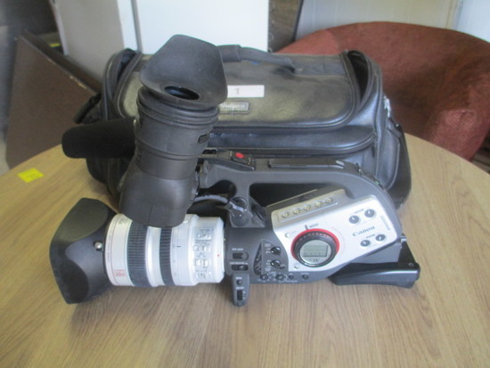 Canon XL 2 3ccd Digital Video Camdorder w/case