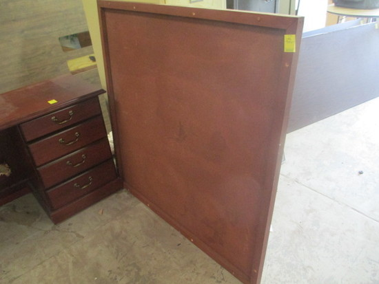 Cork Board Framed