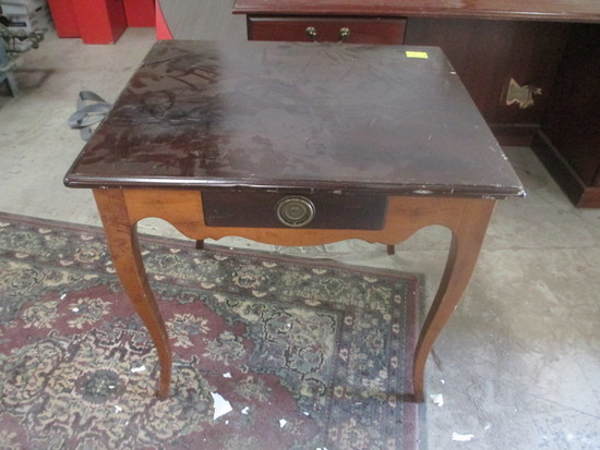 Milling Road Side Table w/drawer