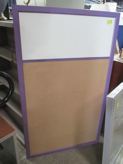 5' Marker/Bulletin Board Combo
