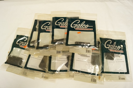 """NIB Galco Gunleather - (4)1.25"""" C-Hooks & (5)CLMC Carry Lite Mag Carriers"""