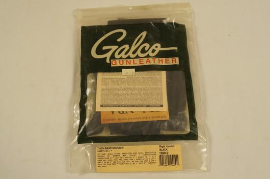 NIB Galco Gunleather - TBBK2 - Thigh Band Holster - Beretta 84/F