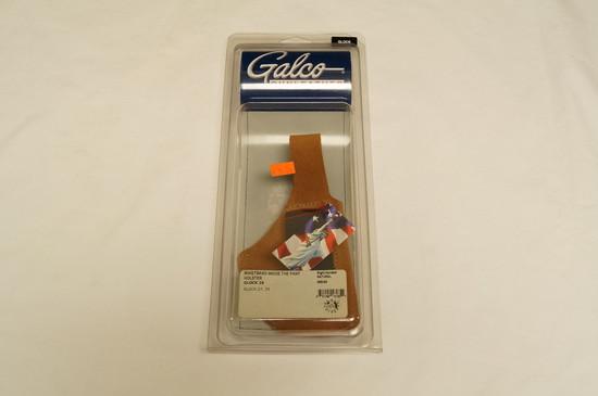 NIB Galco Gunleather - WB286 - Waistband inside the pant Holster - Glock 26,27,33