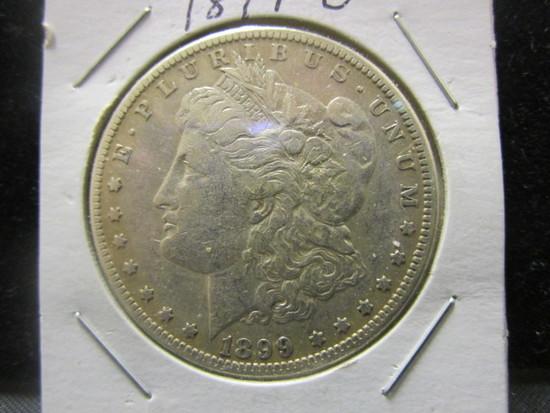 Morgan Silver Dollar- 1899O