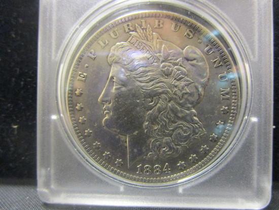 Morgan Silver Dollar- 1884O