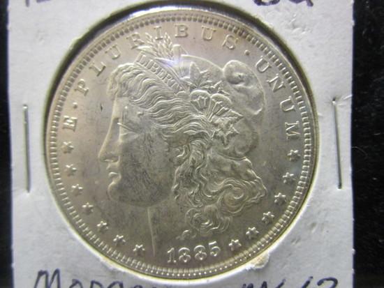 Morgan Silver Dollar- 1885O