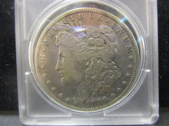 Morgan Silver Dollar- 1886O