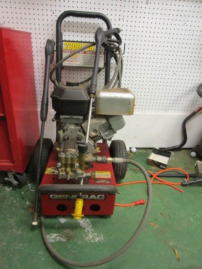 Generac 2300 PSI Pressure Washer with Hose