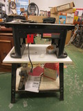 Craftsman Router, Stand, Table, 8