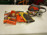 Black & Decker Cyclone Sander and Sander Pads