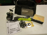 Rockwell 12 Volt Multi Tool with Charger and Two Batteries in Carry Bag