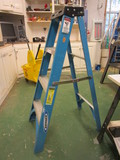 Werner 4' Fiberglass Step Ladder
