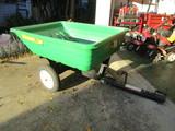 John Deere 8Y Pull Behind Tilt Cart