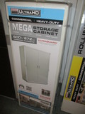 New in Box Seville Classic UltraHD Commercial MEGA Storage Cabinet