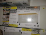 New in Box Seville Classic UltraHD Commercial MEGA Rolling Workbench