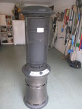 Bernz-O-Matic Patio Heater and Propane Tank