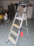 Frontgate 6' Model20-6FG-ABL Step Ladder