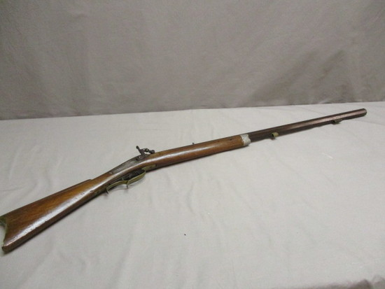 Antique Black Powder Rifle - See All Photos & Preview