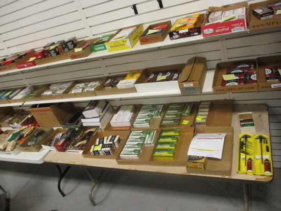 Online Ammo/Military/Fishing/Knives Auction Part 2