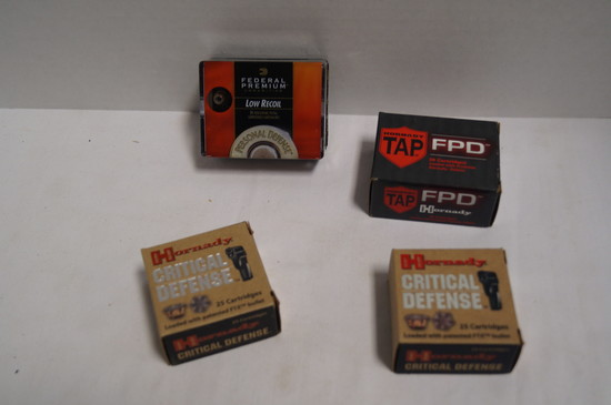 Various High-Grade Ammunition - .380,9mm,.40