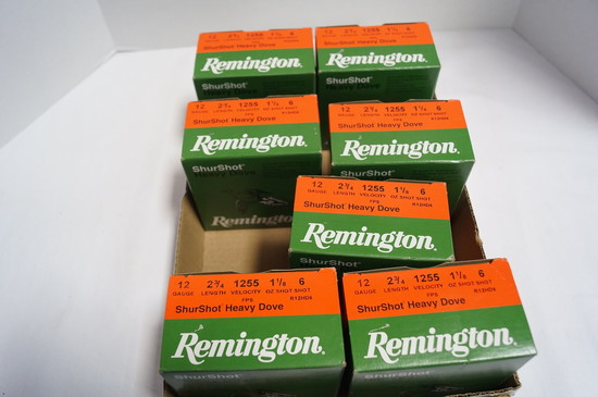 175 Shells of Remington Shurshot Heavy Dove 12ga. 2-3/4""
