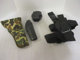 Lot of Various Holsters